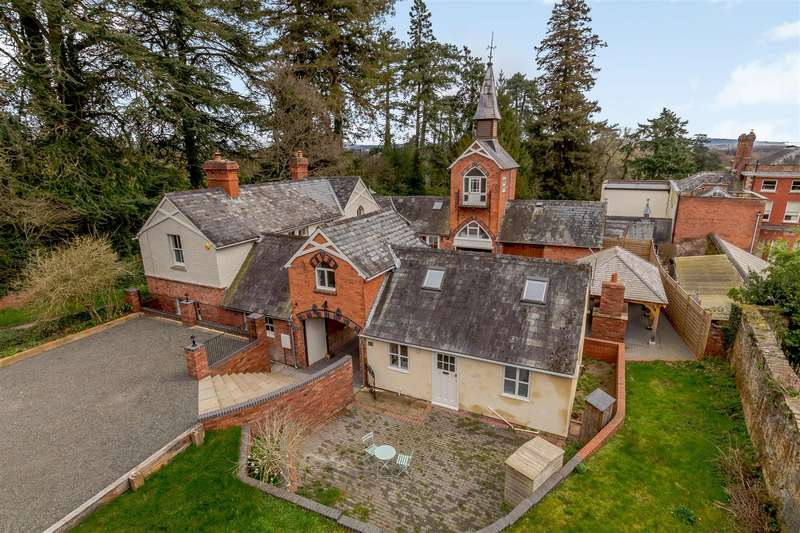 5 Bedrooms Barn Conversion Character Property for sale in Putley, Ledbury
