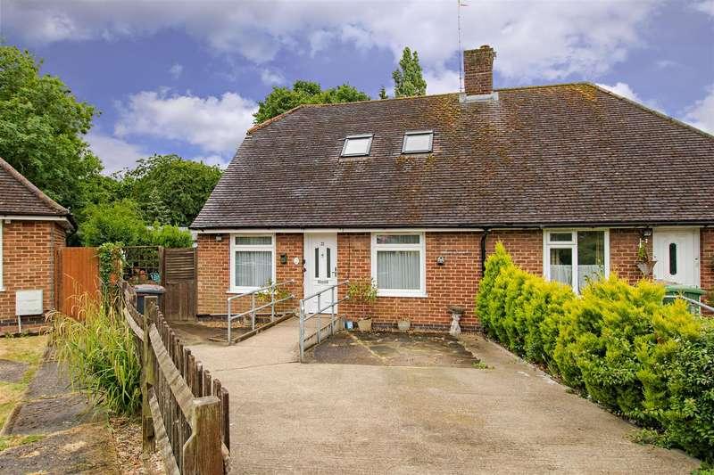 3 Bedrooms Semi Detached Bungalow for sale in Northfield Road, Borehamwood
