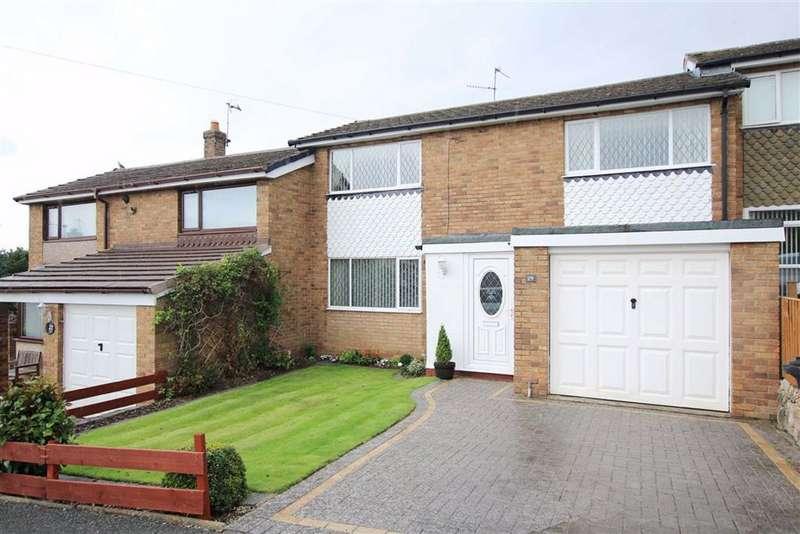 3 Bedrooms Town House for sale in Bryn Mor Drive, Flint, Flintshire, CH6