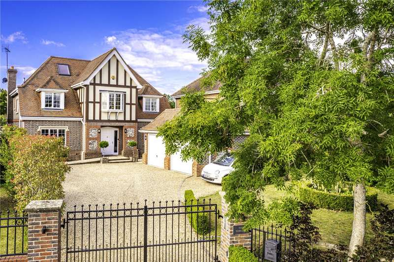 5 Bedrooms Detached House for sale in Pangbourne Road, Upper Basildon, Reading, Berkshire, RG8