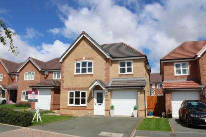 3 Bedrooms Detached House for sale in Lon Lafant, Llandudno Junction, Conwy, North Wales, LL31