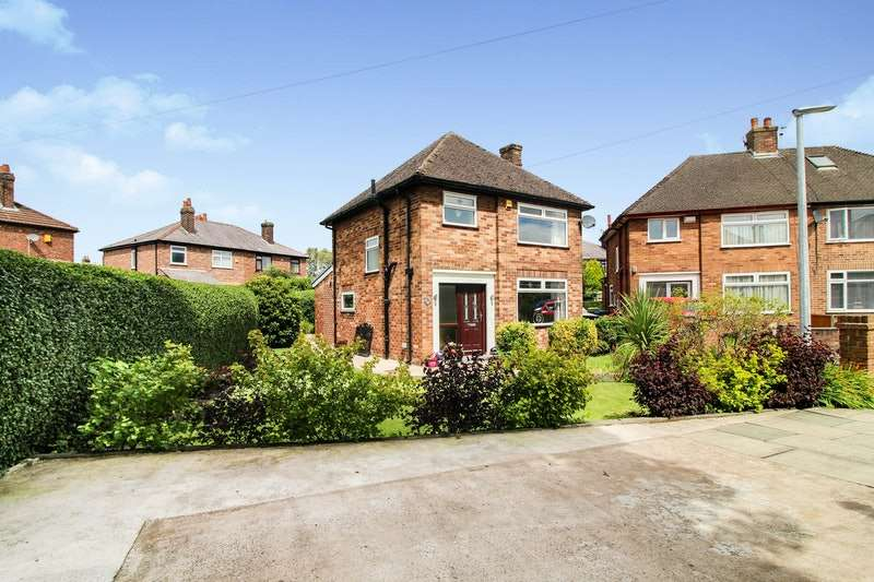 3 Bedrooms Detached House for sale in Mason Avenue, Widnes, Cheshire, WA8