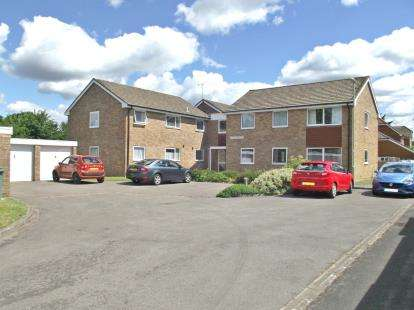 2 Bedrooms Flat for sale in Longstock Crescent, Totton, Southampton