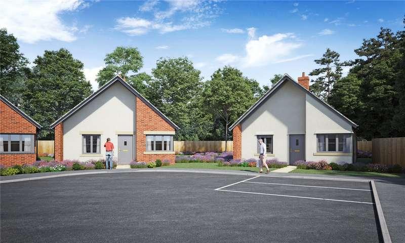 2 Bedrooms Retirement Property for sale in Barnes Road, Kingsdown Retirement Village, Stratton, Swindon, SN3