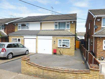 4 Bedrooms Semi Detached House for sale in Hullbridge, Essex, .