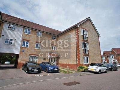 2 Bedrooms Flat for sale in Stoney Bridge Drive, Waltham Abbey