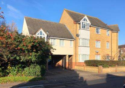 2 Bedrooms Flat for sale in Chelmsford