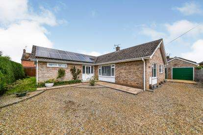 4 Bedrooms Bungalow for sale in Swaffham, Norfolk