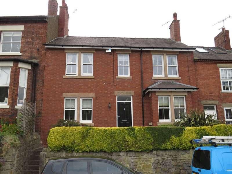 4 Bedrooms Detached House for sale in Derby Road, Ambergate, Belper, Derbyshire, DE56