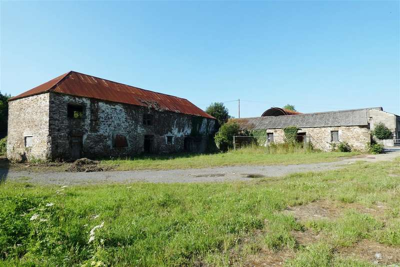 Plot Commercial for sale in Home Farm Barns, Boulston, Haverfordwest