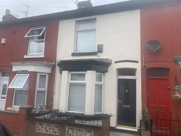 2 Bedrooms Terraced House for rent in Kilburn Street, Liverpool, L21