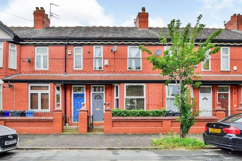 3 Bedrooms House for sale in Yew Tree Avenue, Fallowfield, Manchester, Greater Manchester, M14