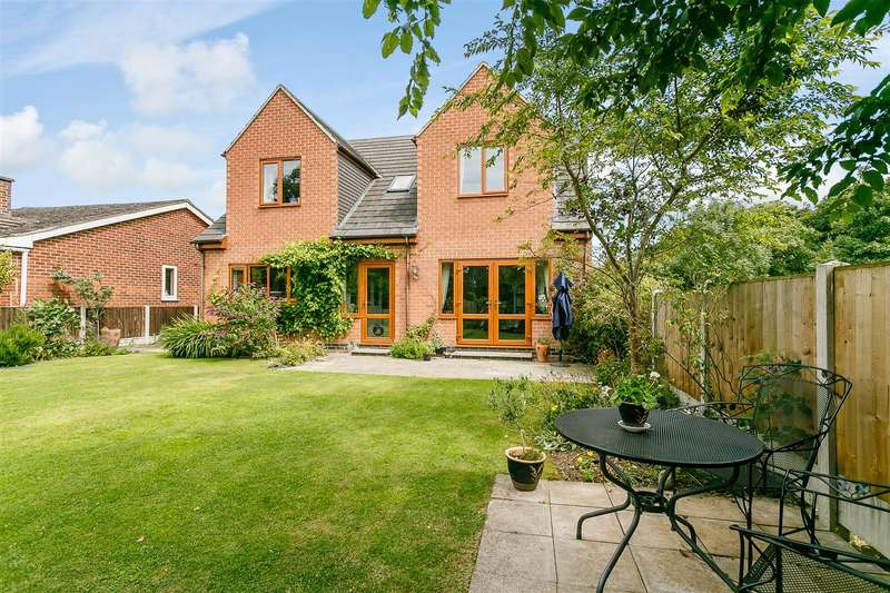 4 Bedrooms Detached House for sale in Duck Street, Egginton, Derby, Derbyshire