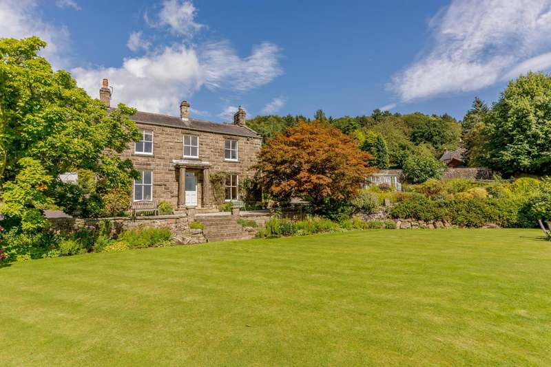 5 Bedrooms Detached House for sale in Hallmoor Road, Darley Hillside, Matlock, Derbyshire