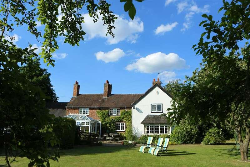 6 Bedrooms Detached House for sale in Little Walton, Pailton, Warwickshire