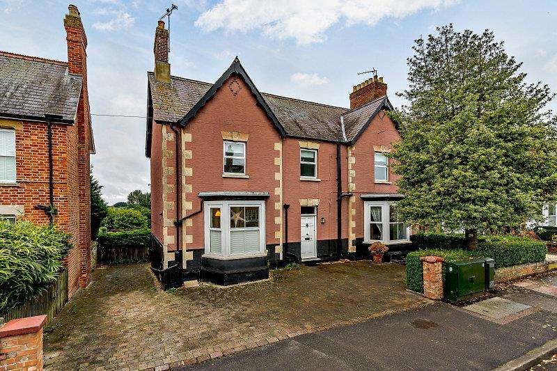 6 Bedrooms Semi Detached House for sale in Banbury Road, Brackley, Northamptonshire