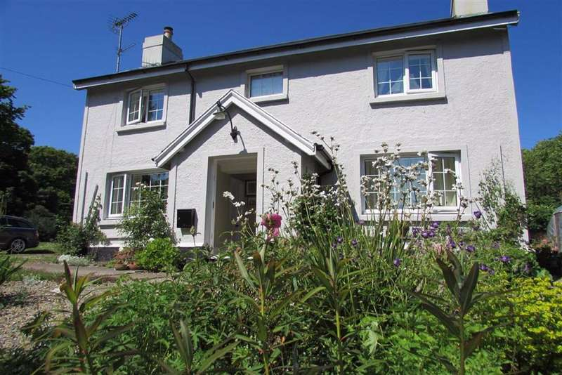 3 Bedrooms Detached House for sale in Angle, Pembroke