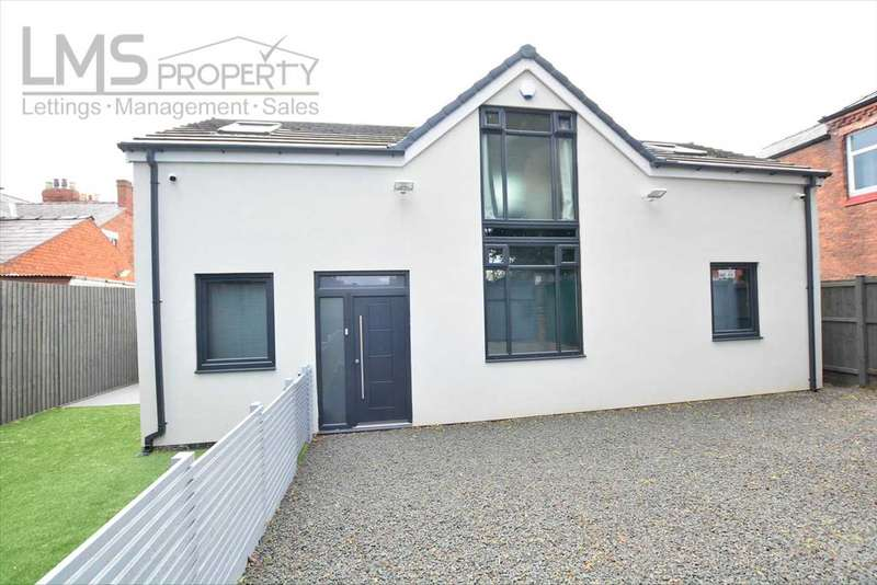 4 Bedrooms Barn Conversion Character Property for sale in Dairy Cottage, Gladstone Street, Winsford