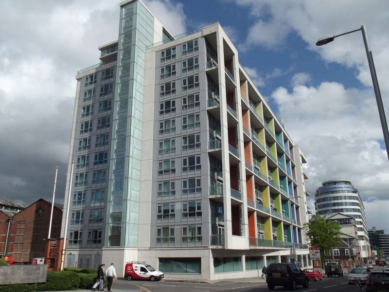 Property for rent in The Litmus Building, Huntingdon Steet NG1