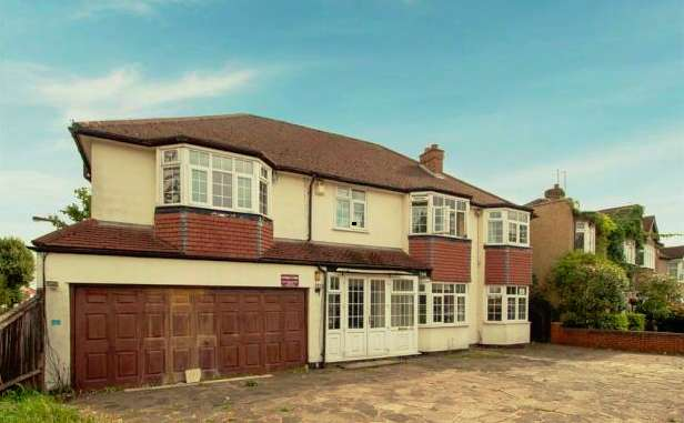 7 Bedrooms Detached House for sale in Collage Road, Harrow, Middlesex HA3