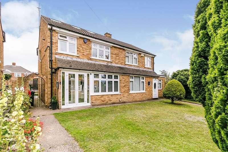 4 Bedrooms Semi Detached House for sale in Eskdale Close, Dartford, Kent, DA2