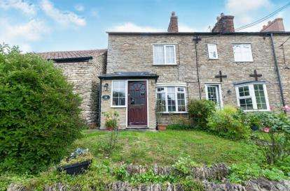 3 Bedrooms End Of Terrace House for sale in Slate Row, The Green, Souldrop, Bedfordshire