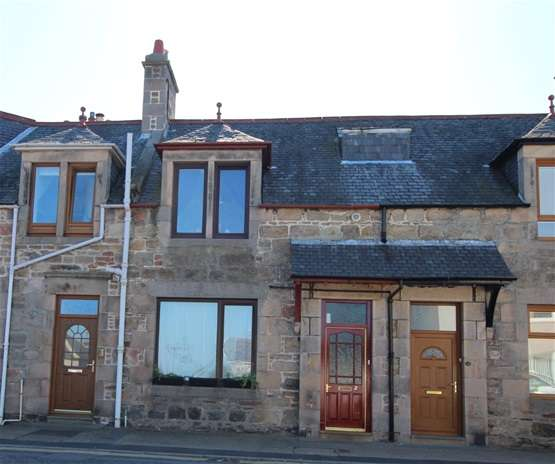 2 Bedrooms Terraced House for sale in Tulloch Park, Forres