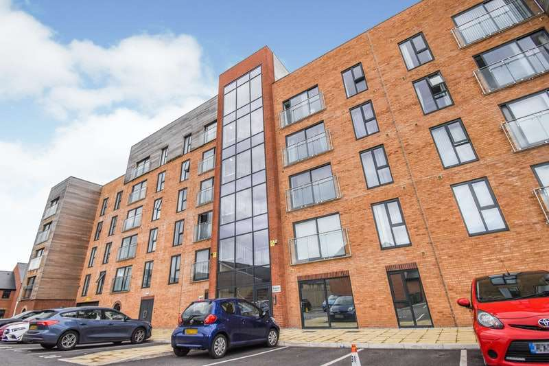 2 Bedrooms Flat for sale in Bridgewater Wharf, Manchester, Greater Manchester, M43