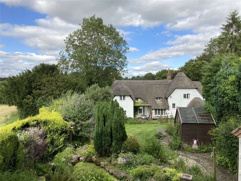 3 Bedrooms Detached House for sale in Jarvis Street, Upavon, Pewsey, Wiltshire, SN9
