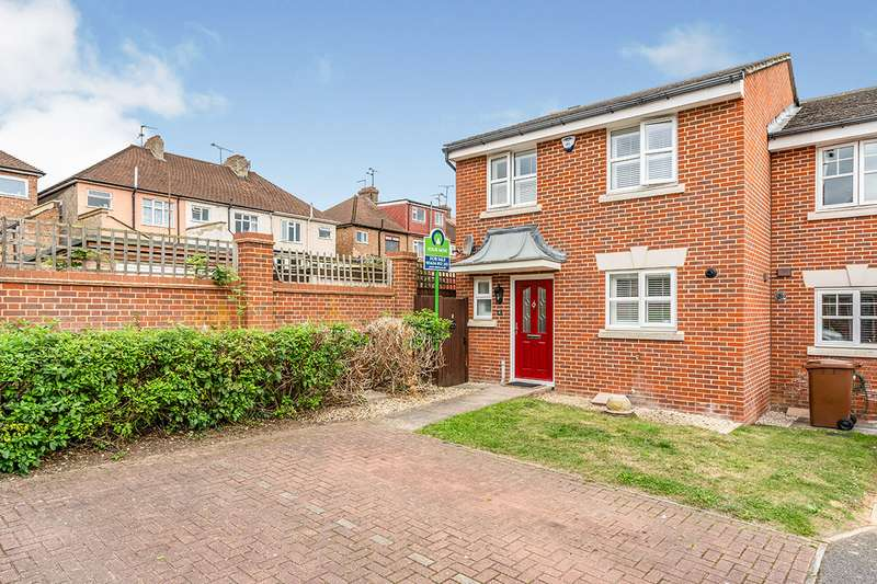 3 Bedrooms End Of Terrace House for sale in Cobham Rise, Gillingham, Kent, ME7
