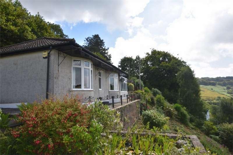 3 Bedrooms Detached Bungalow for sale in Hyde Place, Llanhilleth, Abertillery, Blaenau Gwent