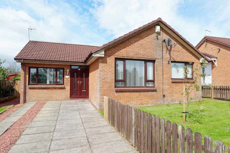 3 Bedrooms Bungalow for sale in South Isle Road, Ardrossan, North Ayrshire, KA22 7PX
