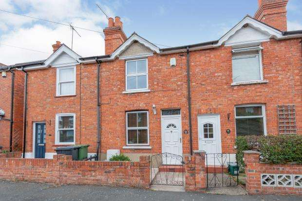 2 Bedrooms Terraced House for sale in Camberley, Surrey, United Kingdom