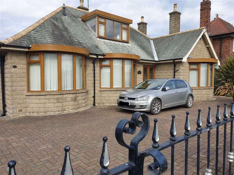 3 Bedrooms Detached Bungalow for sale in Kingston Road, Bridlington, YO15