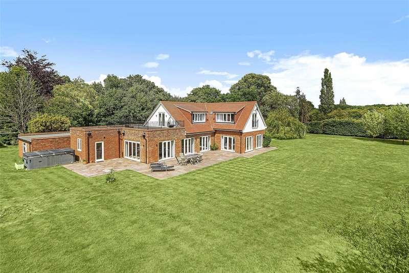 6 Bedrooms Detached House for sale in Green Lane, West Clandon, Guildford, Surrey, GU4