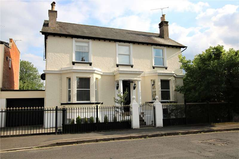 5 Bedrooms Detached House for sale in Castle Crescent, Reading, Berkshire, RG1