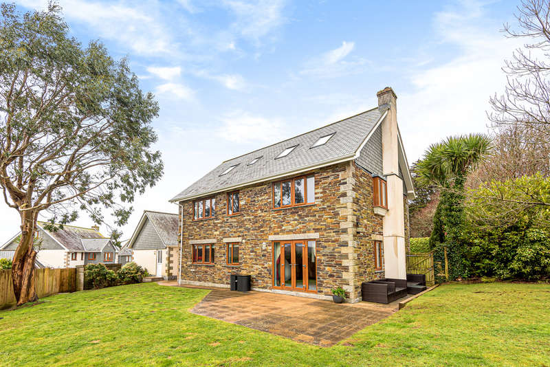 5 Bedrooms Detached House for sale in Jenner Parc, St Columb