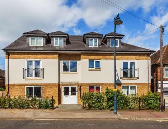 1 Bedroom Apartment Flat for sale in - St Johns Hill, Sevenoaks, Kent, TN13 3NY