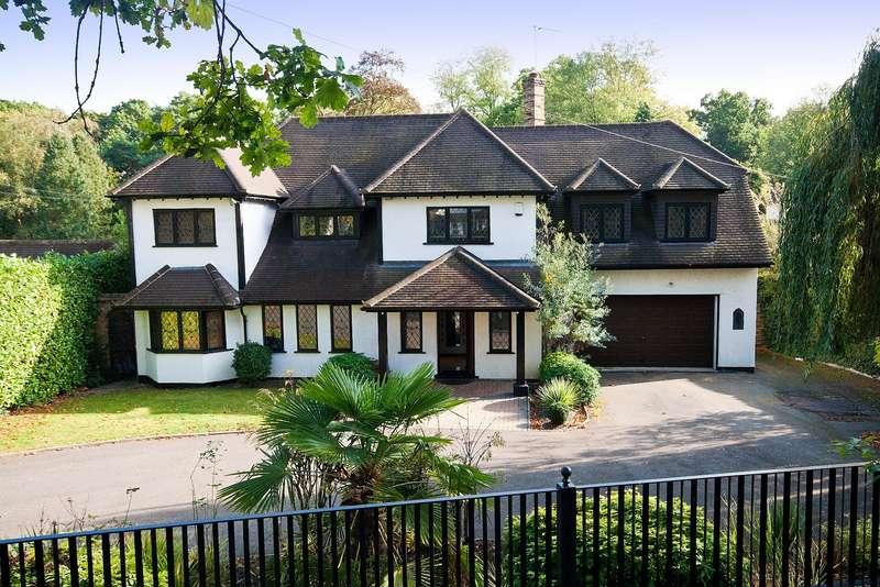 6 Bedrooms Detached House for sale in Moor Park