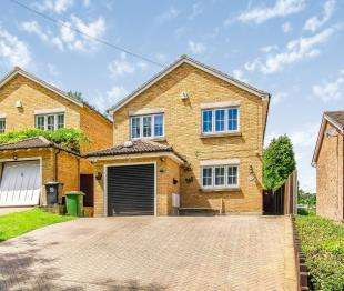 4 Bedrooms Detached House for sale in Lusted Hall Lane, Tatsfield, Westerham, Surrey