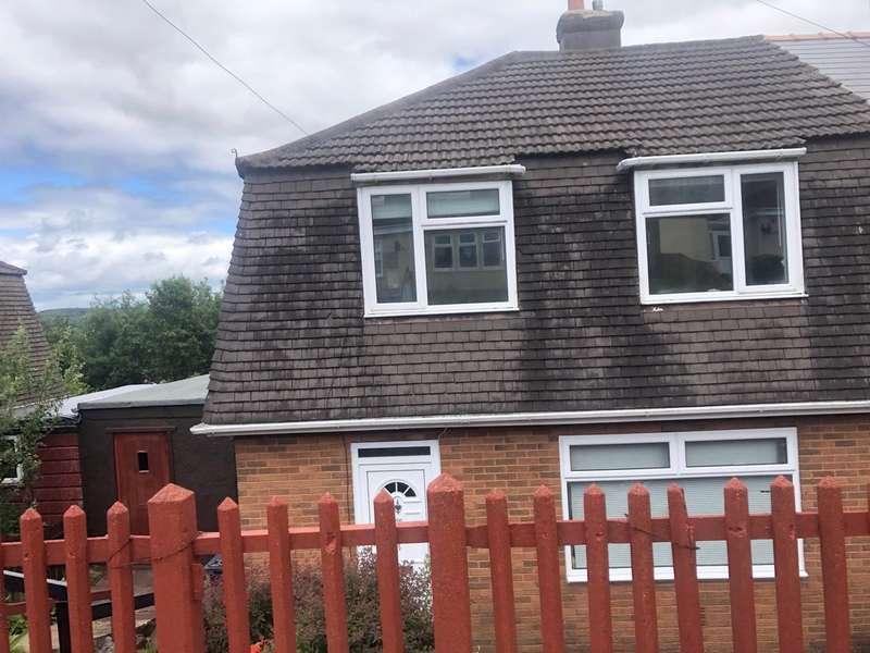 3 Bedrooms Semi Detached House for sale in Cripps Avenue, Cefn Golau, Tredegar