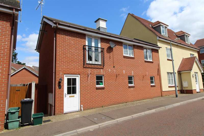 1 Bedroom Property for sale in Dickenson Road, Colchester CO4