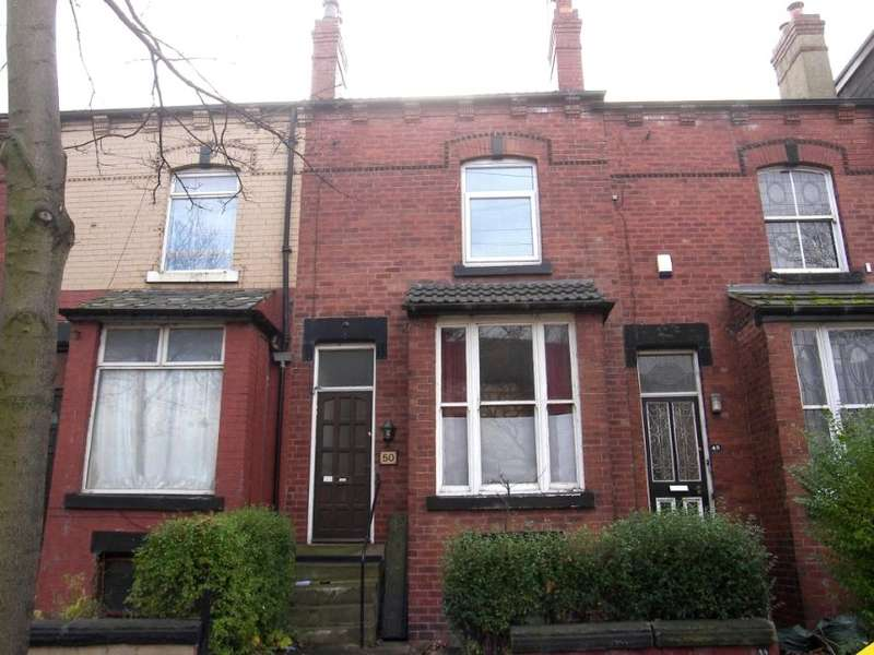 4 Bedrooms Terraced House for sale in 50 Coldcotes Avenue, Leeds