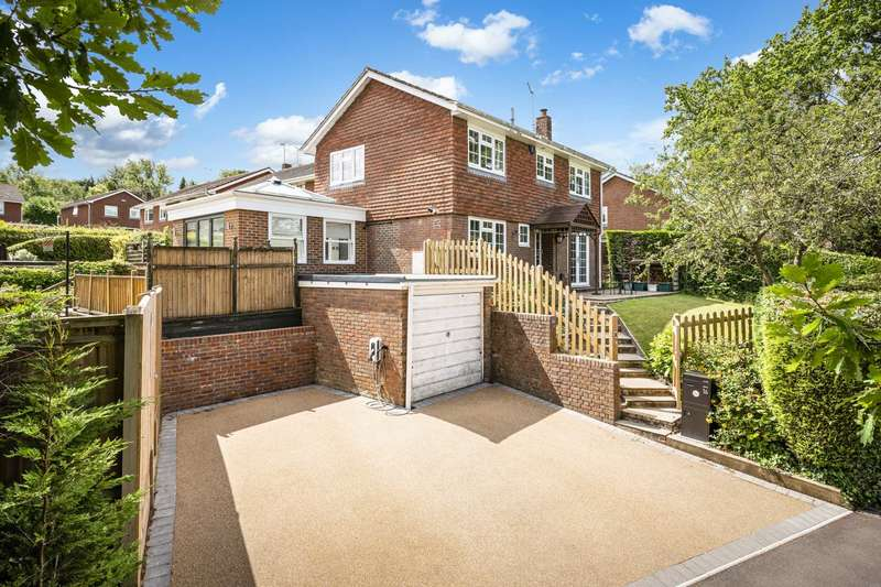 4 Bedrooms Detached House for sale in Frankfield Rise, Tunbridge Wells