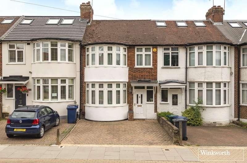 3 Bedrooms Terraced House for sale in Mays Lane, Barnet, EN5