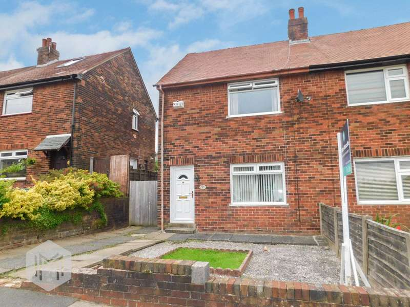 3 Bedrooms Semi Detached House for sale in Cunliffe Avenue, Ramsbottom, Bury, Greater Manchester, BL0