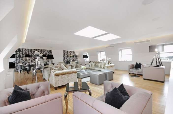 3 Bedrooms Flat for rent in Penthouse, St Johns Wood Park, St Johns Wood, London, NW8