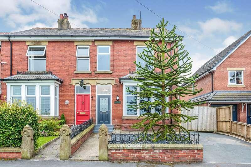 3 Bedrooms Semi Detached House for sale in Beech Road, Elswick, Preston, Lancashire, PR4