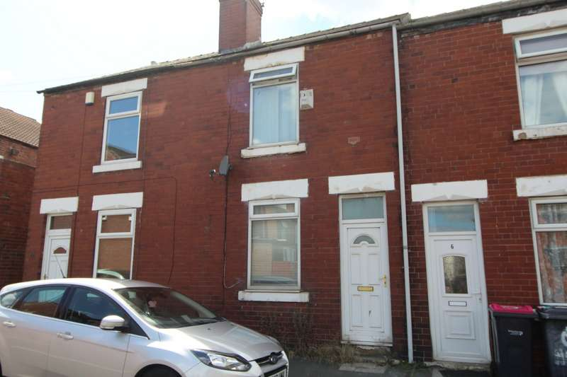 2 Bedrooms House for sale in North Street, Rawmarsh, Rotherham, South Yorkshire, S62