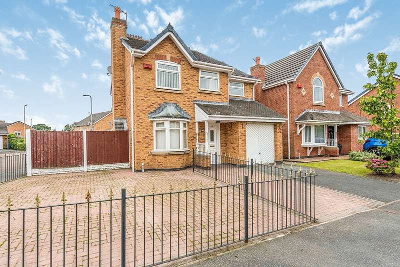 3 Bedrooms Detached House for sale in Barlows Lane, Liverpool, Merseyside, L9